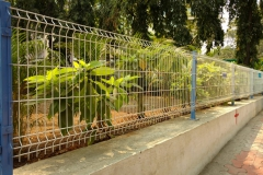 weld-mesh-fence-system